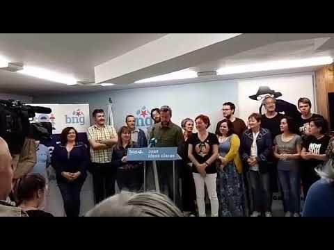 O BNG de Lugo celebra o seu resultado
