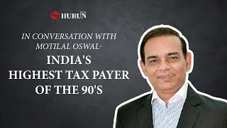 Motilal Oswal :The 33 year old legacy of wealth creation