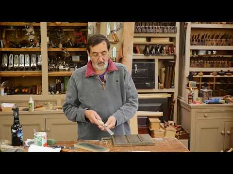 How to Sharpen a Chisel   Paul Sellers
