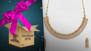 Featured Cyan Jewelry Sets Gift Ideas / Countdown To Christmas 2018 | Christmas Countdown Guide