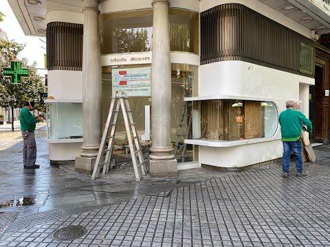 ¿Quieres ver cómo se retoma poco a poco la actividad en Córdoba este lunes?