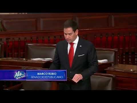 Marco Rubio: EE.UU. acompañará a Venezuela hasta que caiga Maduro y en la reconstrucción #ALO Seg. 2
