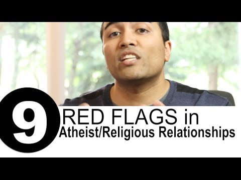 9 Problems in Atheist / Religious Relationships