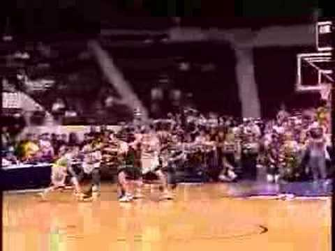 2001 CAA Tournament Highlights