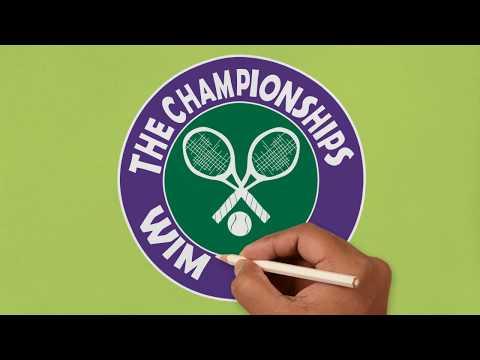 The Championships Wimbledon logo