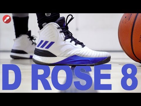 Adidas D Rose 8 Performance ! AMAZING PERFORMER?!
