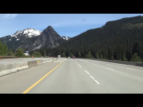 2K14 (EP 38) Interstate 90 West over Snoqualmie Pass