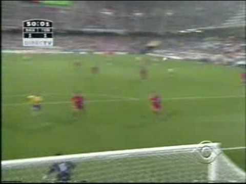BRASIL VS TURQUIA, RONALDO, COREA-JAPON 2002
