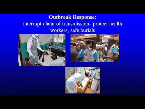 Ebola Virus Disease - The Facts