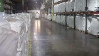 Super Sacks Demonstrate Their Value in General Warehousing