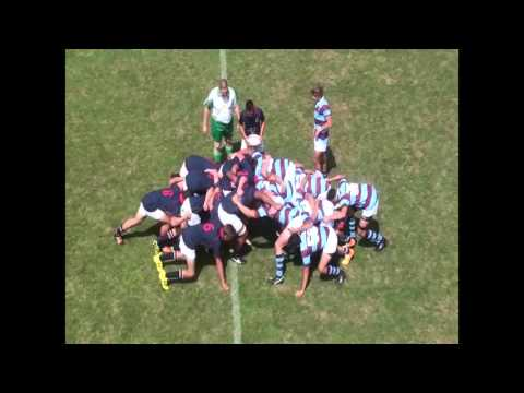 2016 Feb - Rosario U18 vs Feilding High School