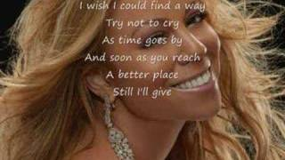 Bye bye Remix-Mariah Carey Jay-Z (lyrics)