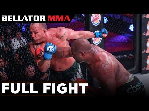 "Full Fight | Quinton ""Rampage"" Jackson vs. Wanderlei Silva - Bellator 206"