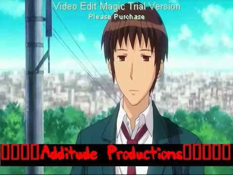 ADerpyReality - Haruhi is a psycho