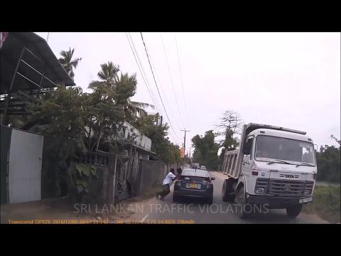 Sri Lankan Scam Accident