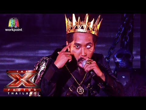 กบ ณัฐพงศ์ | Take a Look Around | The X Factor Thailand
