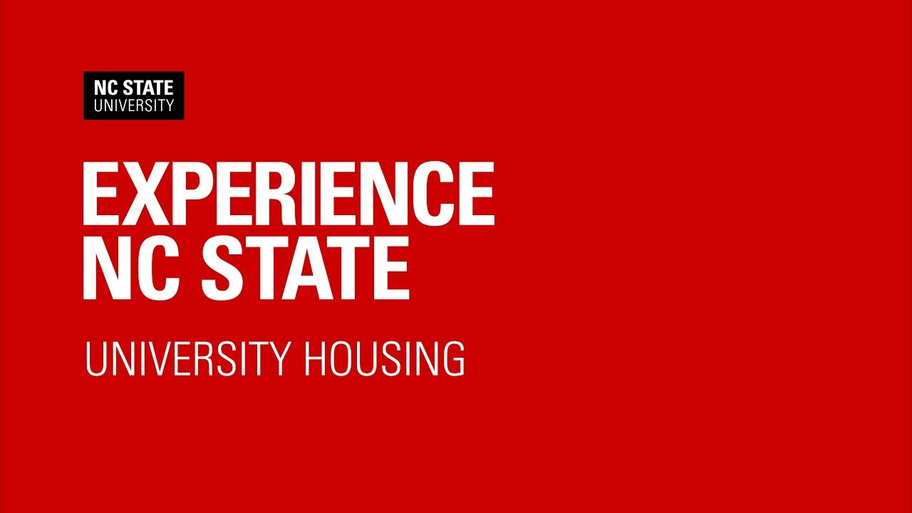 Download Experience NC State - University Housing