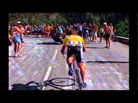 Tour de France 1997 - Etape 13: Saint Etienne - L'Alpe d'Huez, 2of2