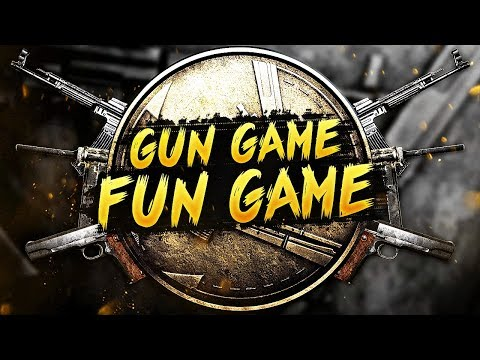 COD WW2 - Gun Game, Fun Game!