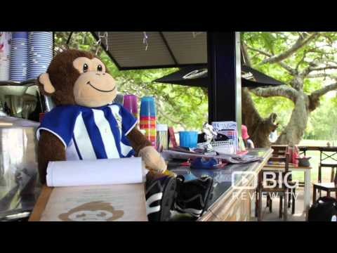The Monkey Bar Cafe Brisbane Coffee Shop serving Milkshakes and Coffee