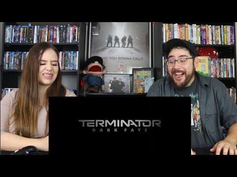 Terminator DARK FATE - Official Trailer 2 Reaction / Review