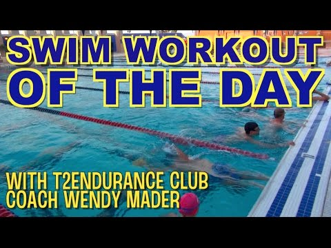 2 Hour SWOD: Aqua Jogging with a Parachute with Wendy Mader
