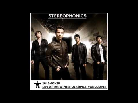 Stereophonics - Live at The Winter Olympic Vancouver Opening