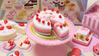 Cooking Puchi Food Cake Shop Konapun or Miniature Fake Food!?