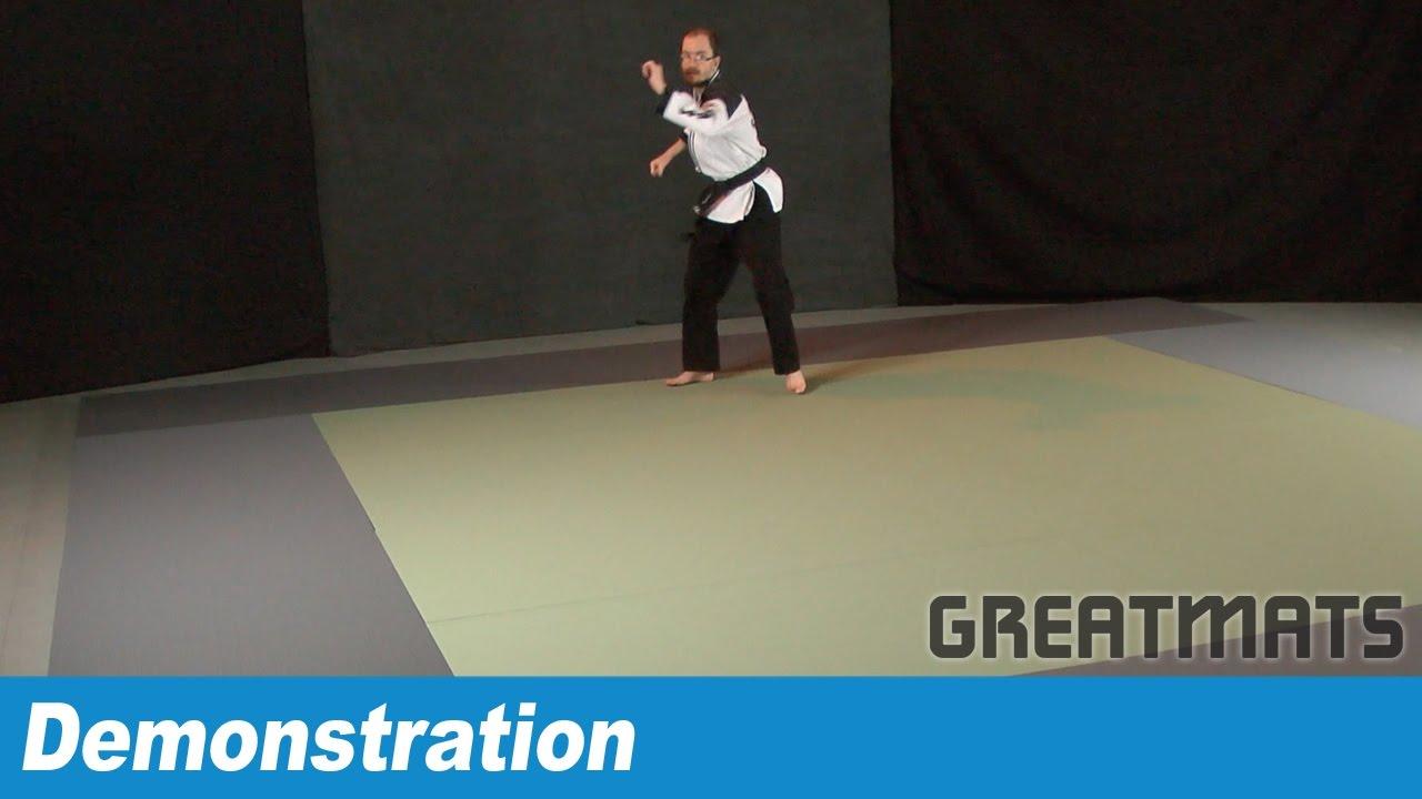 Introducing Elite Striking Arts Pro Mat Tatami from Greatmats