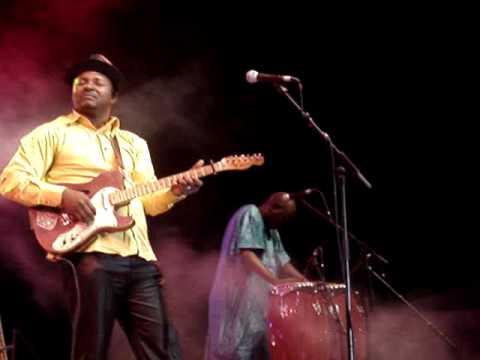 Samba Touré - Amandraï - Festival International Des Arts De L'Ahaggar, Tamanrasset