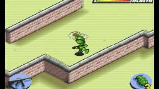 Army Men Advance (Game Boy Advance)