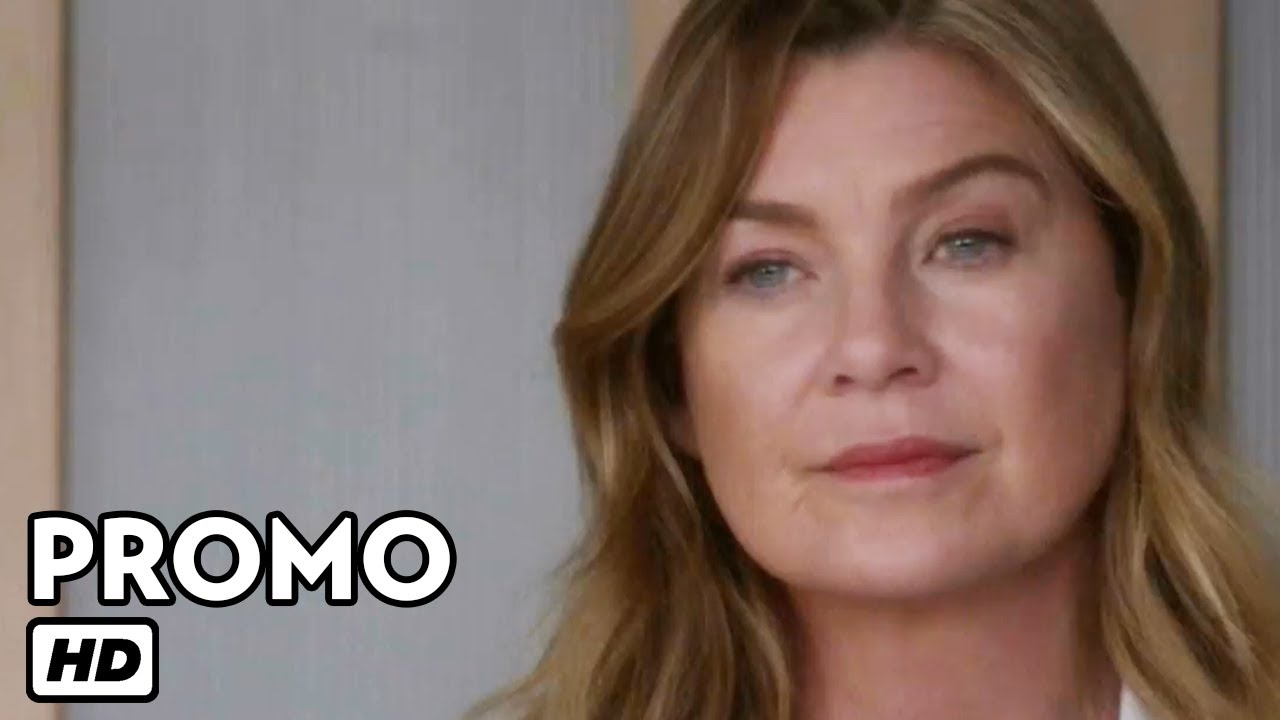 "Download Grey's Anatomy 16x13 Promo Season 16 Episode 13 Promo/Trailer ""Save the Last Dance for Me"" HD"