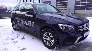 2016 Mercedes-Benz GLC250 4Matic. Обзор (интерьер, экстерьер, двигатель).(, 2016-03-18T17:09:23.000Z)