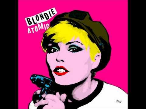 blondie atomic lyrics