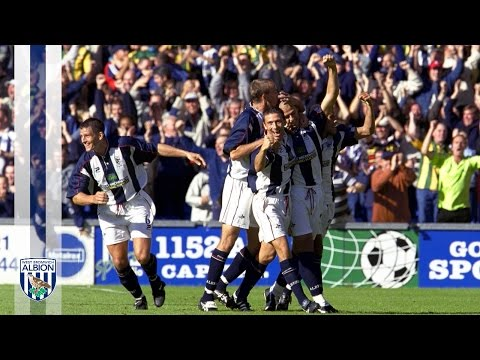 FRIDAY FLASHBACK | West Bromwich Albion 4 Manchester City 0
