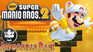 New Super Mario Bros. 2 (3DS) - Coin Rush - IMPOSSIBLE PACK (Coin Rush Mode DLC)