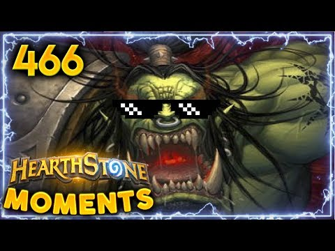 Lottery Winning RNG, DOUBLE!! | Hearthstone Daily Moments Ep. 466
