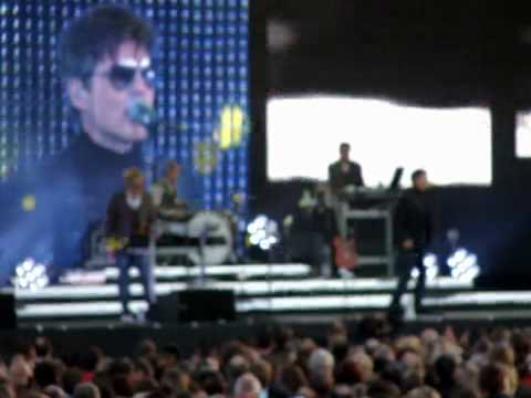 a-ha - The Bandstand (LIVE)