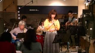 20170513今井美樹セッションサンキュー14@立川 CRAZY JAM.