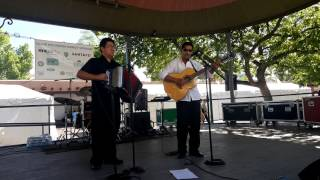 2017 Santa Fe Spanish Market | David Garcia and Jeremiah Martinez - Mananitas Nortenas