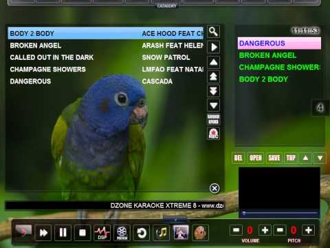 SOFTWARE KARAOKE DZONE 8 NEW GENERATION - best software karaoke