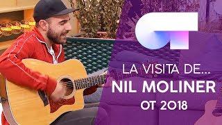 VISITA de NIL MOLINER (30 OCT) | OT 2018