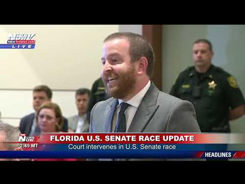 WATCH: Florida GOP Sues For Voter Access In Rick Scott For Senate Case