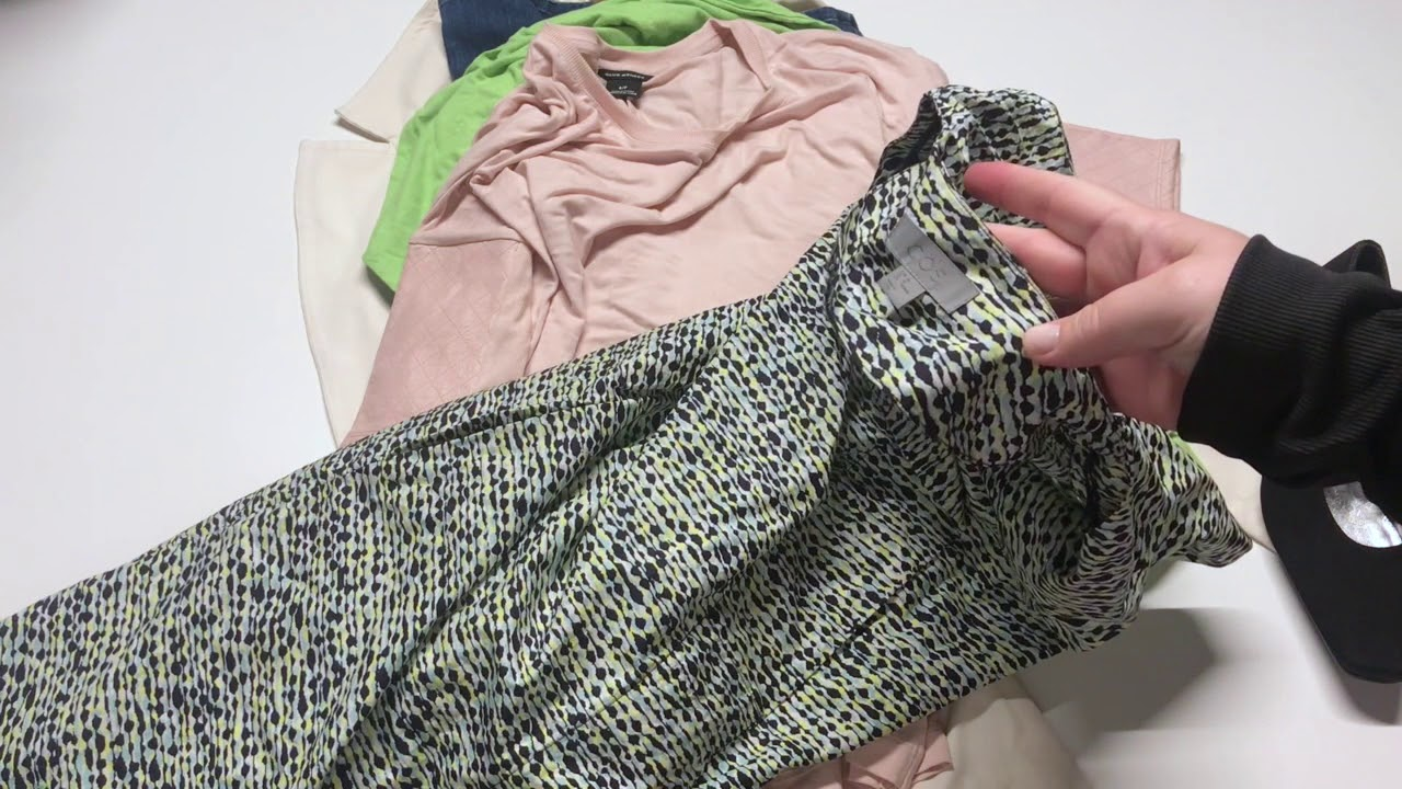Designer Clothing Haul $5,000+ Retail, Paid $12 34 at the Goodwill Outlet