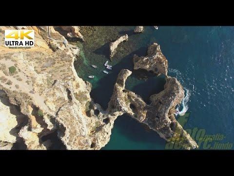Lagos - Portugal 4K