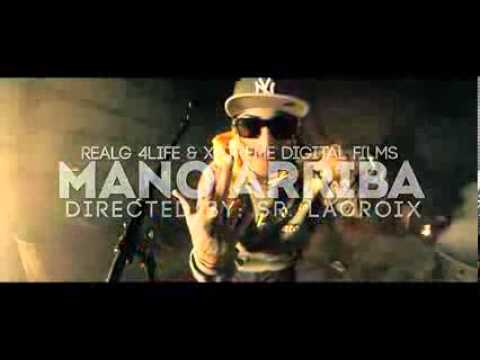 Ñengo Flow  Mano Arriba Official Preview) HD Videos De Viajes