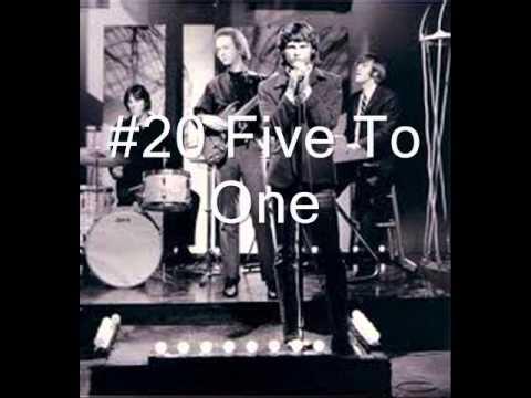 The Doors Top 25 songs