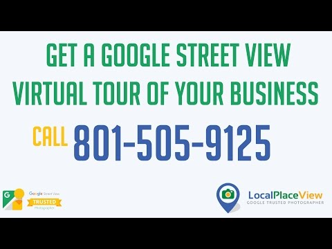 Google Maps Business View By Google Trusted Photographer Salt Lake City Utah