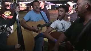 2015 Mt. Airy Fiddlers Convention - Nobody