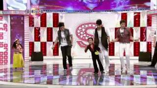 Nichkhun ChanSung Junho 2PM & mini idols : รวมดาว Ep.121 (1)